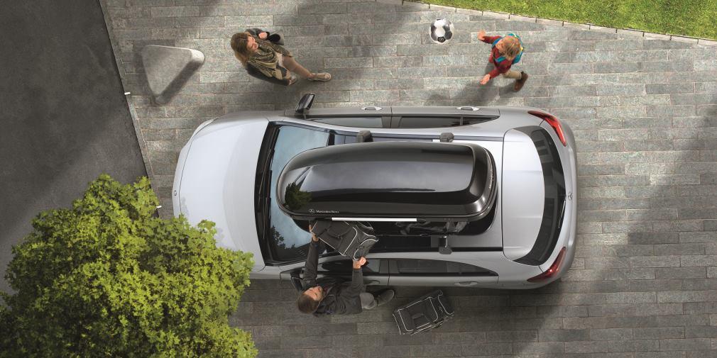 Individualiseer uw auto met Mercedes-Benz Originele Accessoires