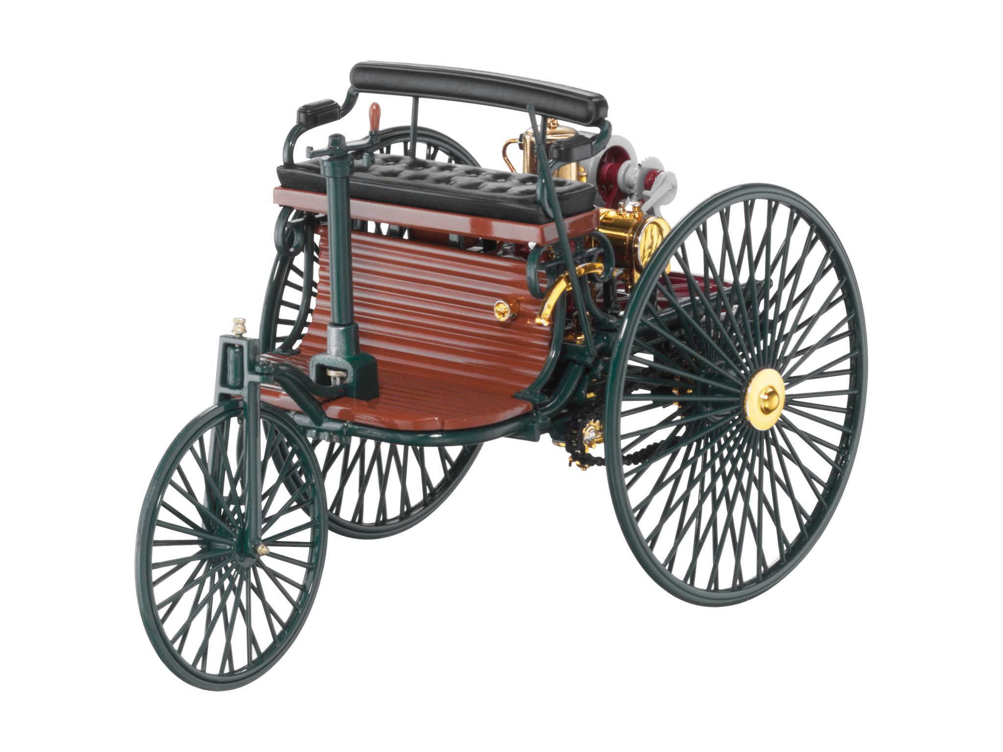 benz patent motorwagen 1886 schaalmodellen mercedes benz official online shop klantenservice. Black Bedroom Furniture Sets. Home Design Ideas