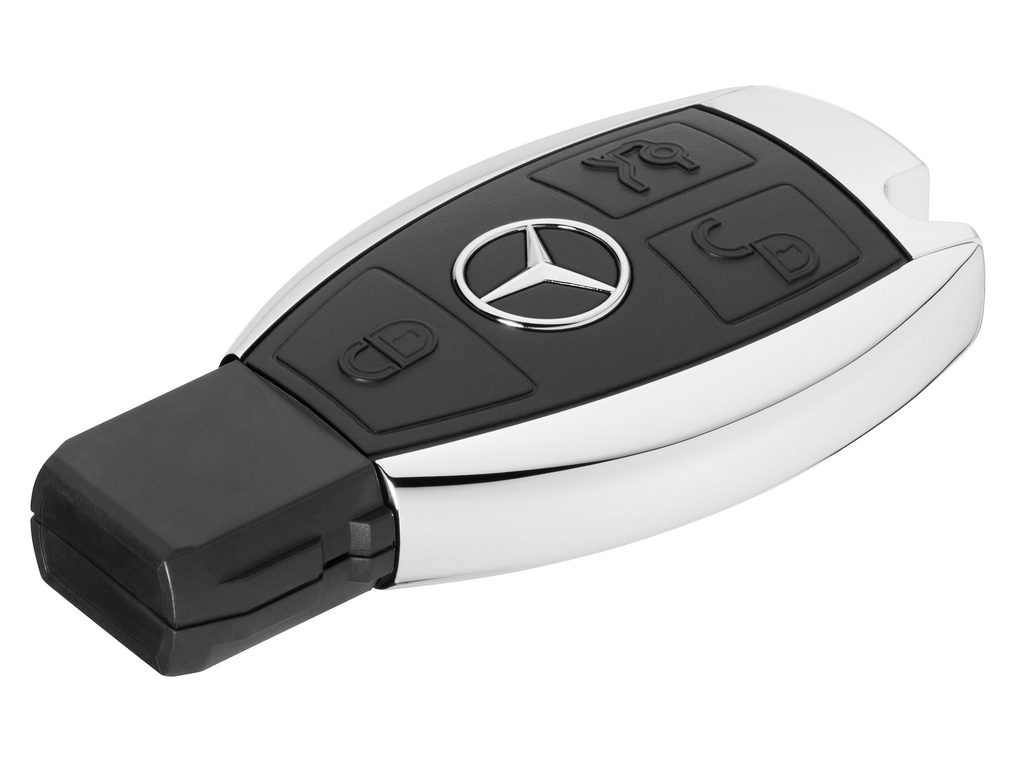 usb stick key 4 gb heren mercedes benz official. Black Bedroom Furniture Sets. Home Design Ideas
