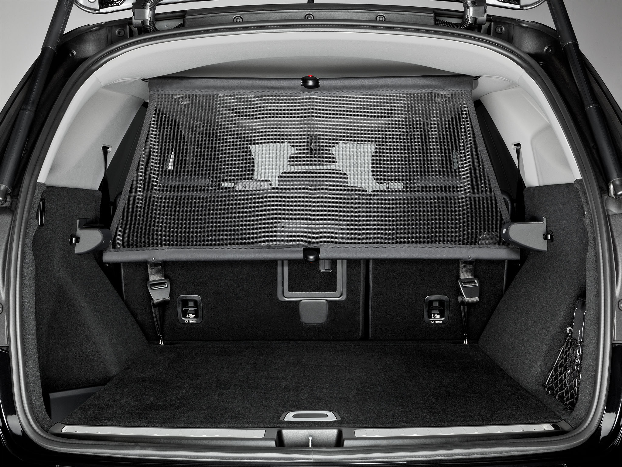 scheidingsnet suv m klasse auto accessoires mercedes benz official online shop. Black Bedroom Furniture Sets. Home Design Ideas