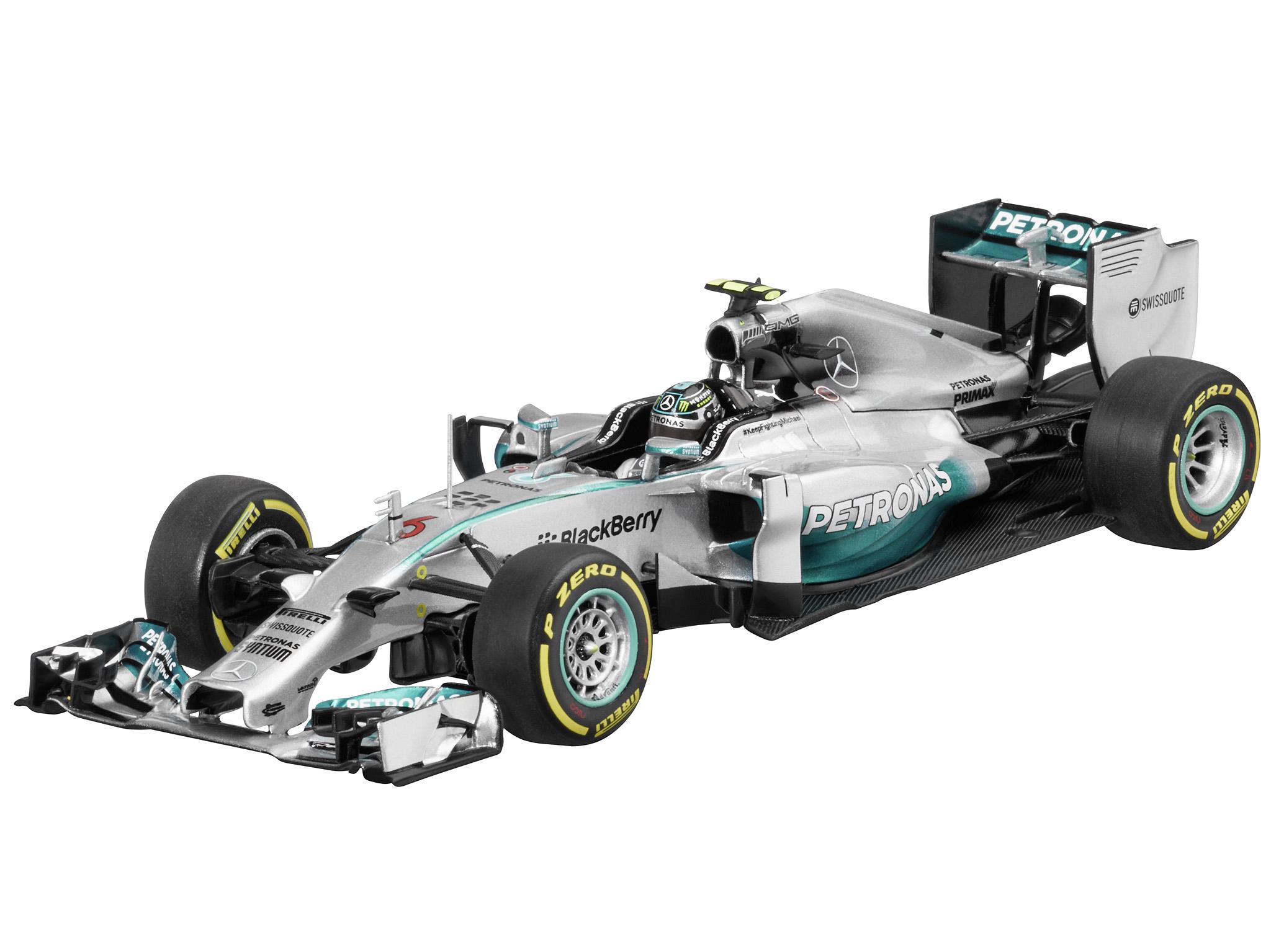 Mercedes Amg Petronas Formula One Team 2014 Coureur