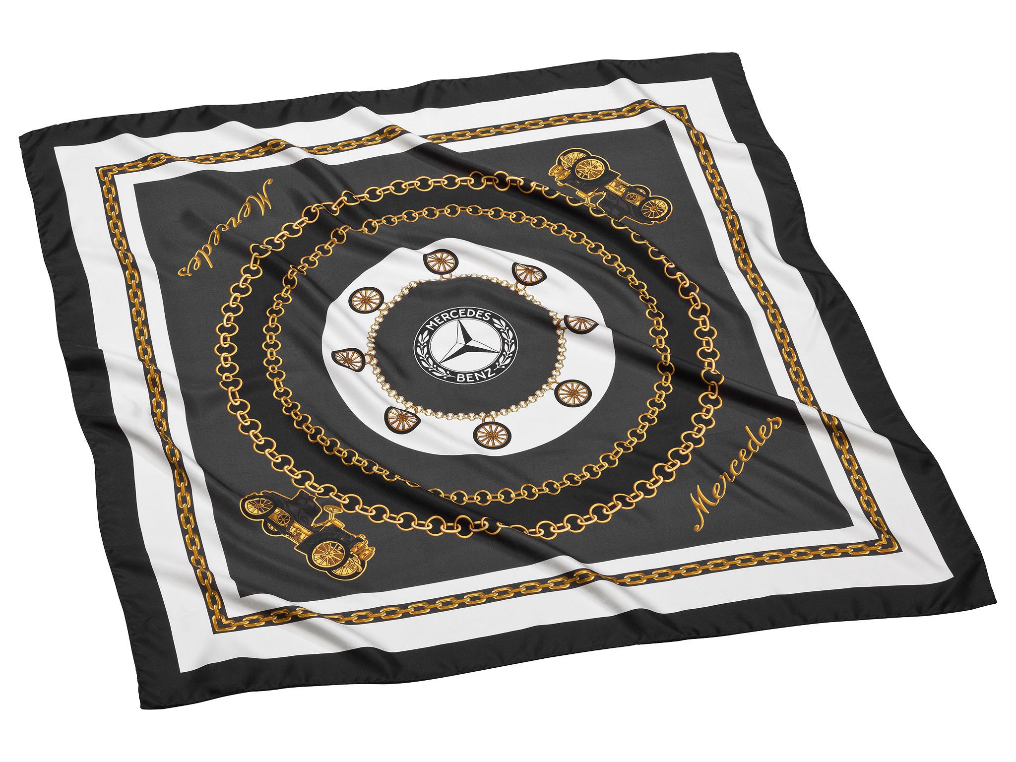 sjaal classic dames mercedes benz official online shop. Black Bedroom Furniture Sets. Home Design Ideas