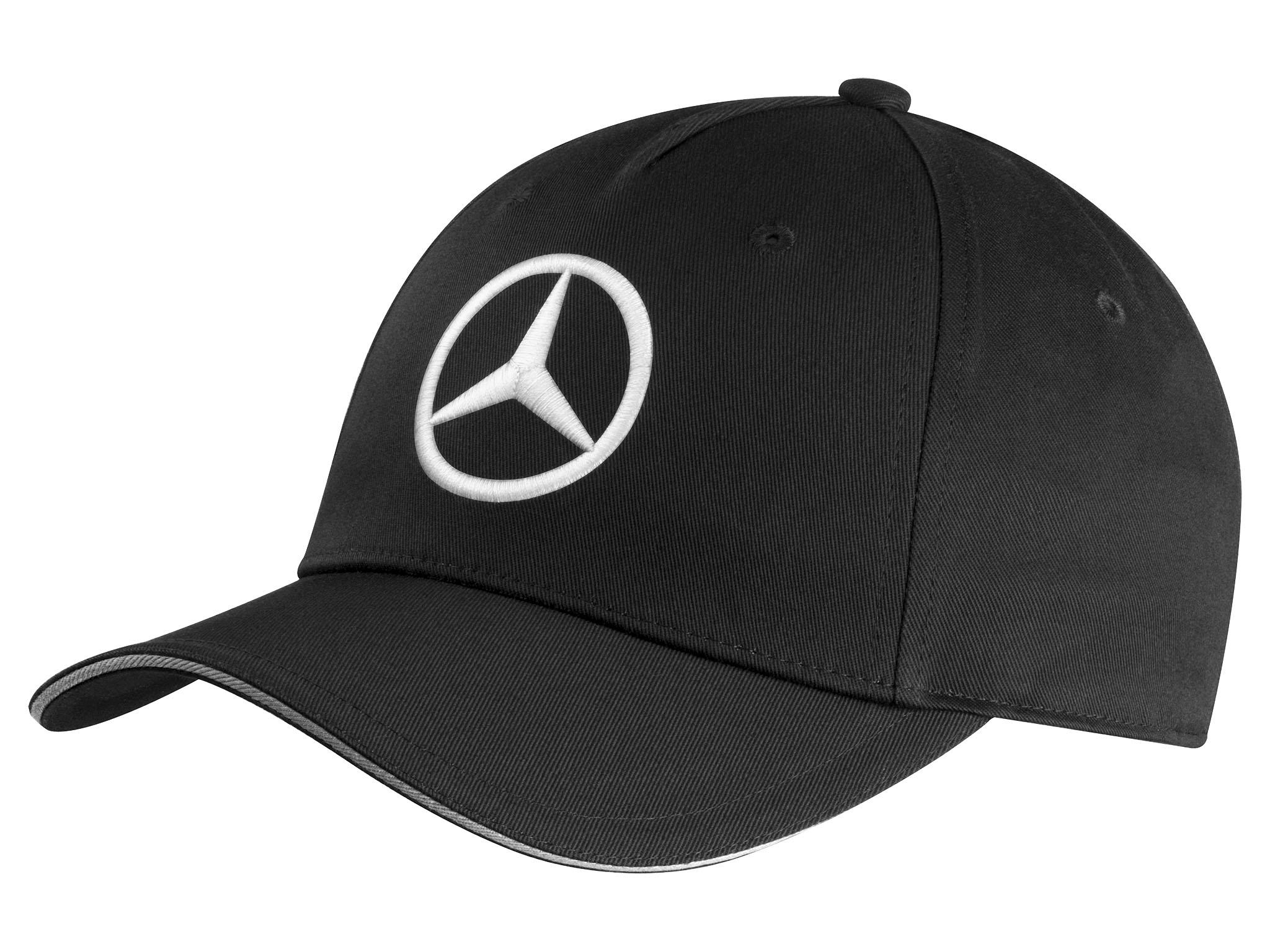 Baseballcap f1 team heren mercedes benz official for Mercedes benz baseball caps
