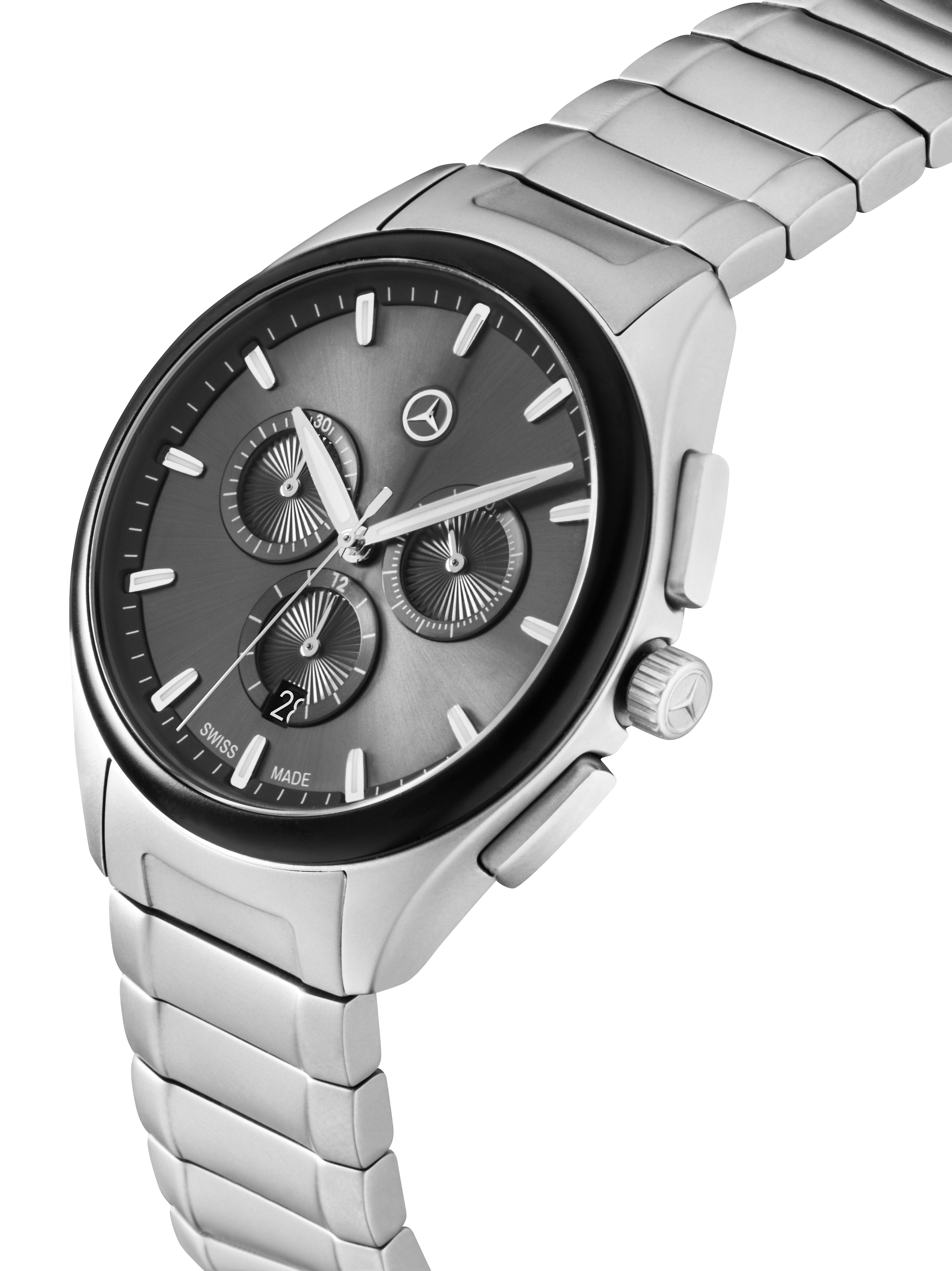 Mercedes Benz Van >> Chronograaf heren, Business - Horloges - Accessoires - Heren - Mercedes-Benz Official Online ...