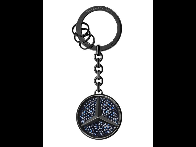 Sleutelhanger St Tropez Black Edition Dames Mercedes Benz
