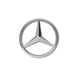 Dasspeld, 10 mm, Mercedes-Benz ster