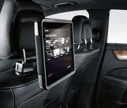 Apple iPad2®-iPad4®-integratie achter, Kit, afneembaar