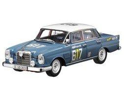 300 SE 'Heckflosse' W 112/3 (1961-1965)