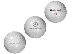 Golfballen RocketBallz™, set van drie