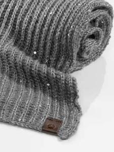 Gebreide classic sjaal