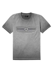 T-shirt Grey Washing