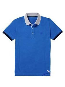 Poloshirt Royal Blue