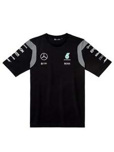 Officiële MERCEDES AMG PETRONAS coureurs T-shirt 2016