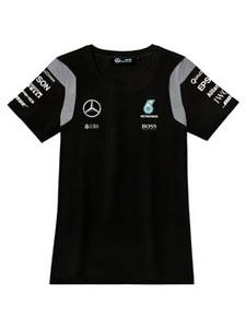 Officiële MERCEDES AMG PETRONAS coureurs T-shirt 2016, dames