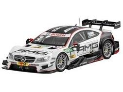 Mercedes-AMG C 63 DTM, Paul di Resta, Team AMG (2015)
