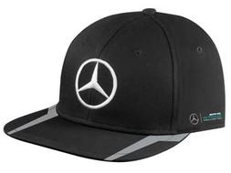 Baseballcap 'Hamilton' flatbrim, F1 2016
