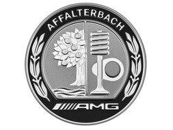Exclusive AMG-wapen naafdop, 4-delige set