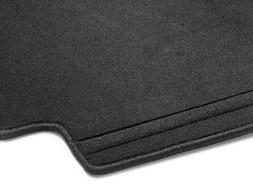 Dubbelzijdige mat met klittenband voor laaddrempelbescherming