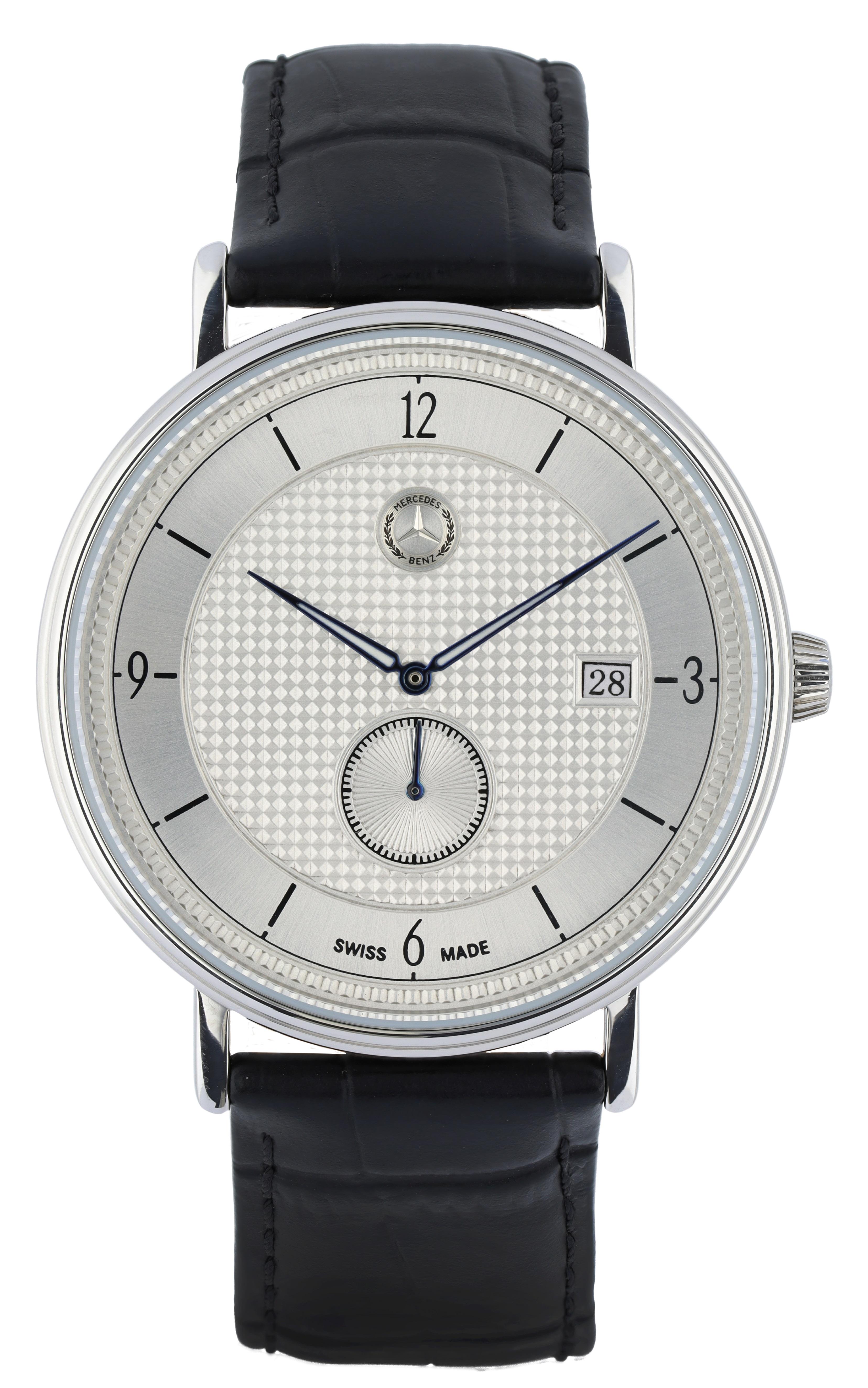 Horloge heren, Classic kleine seconde