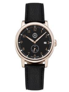 Horloge Classic Gold, Mercedes-Benz