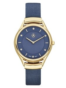 Horloge dames, Fashion Gold
