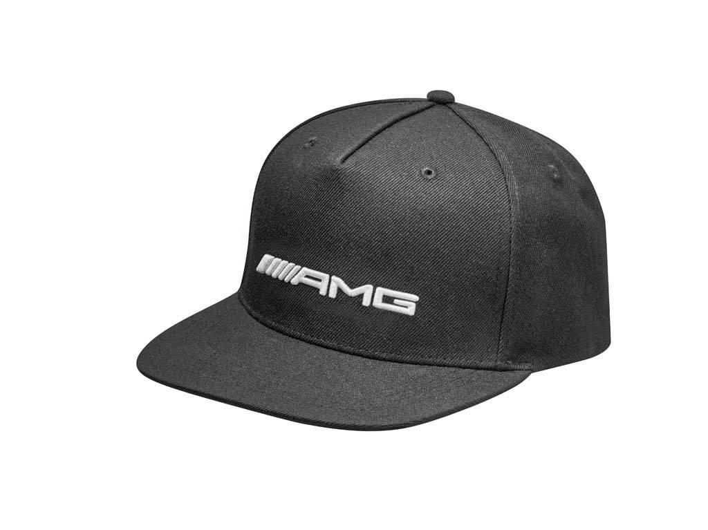 AMG-flatbrimcap