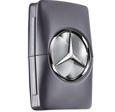 Mercedes-Benz Man Grey, EdT, 100 ml
