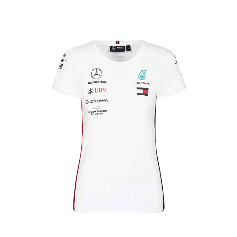 T-shirt dames, Coureur