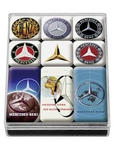 Set magneten