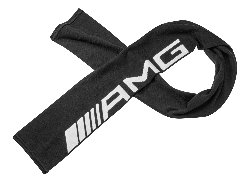 Gebreide sjaal AMG