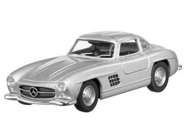 300 SL, W 198 I, 1954-1957, pullback