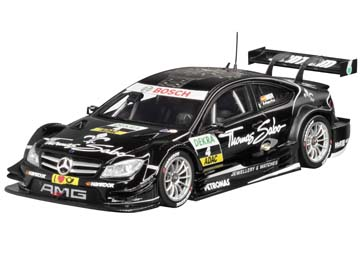 DTM MERCEDES C-KLASSE AMG (2013) Team Thomas Sabo, Coureur Roberto Merhi