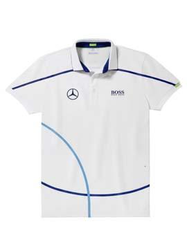 Poloshirt Modern Golf
