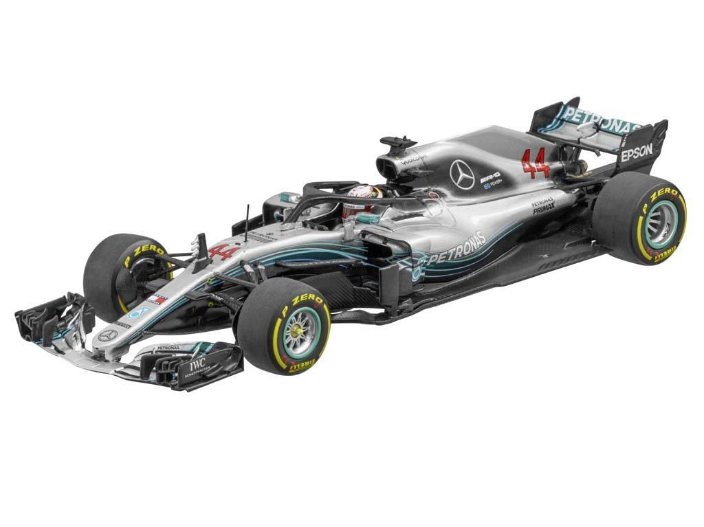 Mercedes-AMG Petronas Motorsport, Lewis Hamilton, 2018