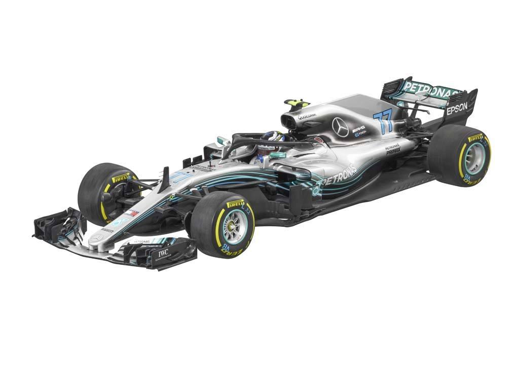 Mercedes-AMG Petronas Motorsport, Valtteri Bottas