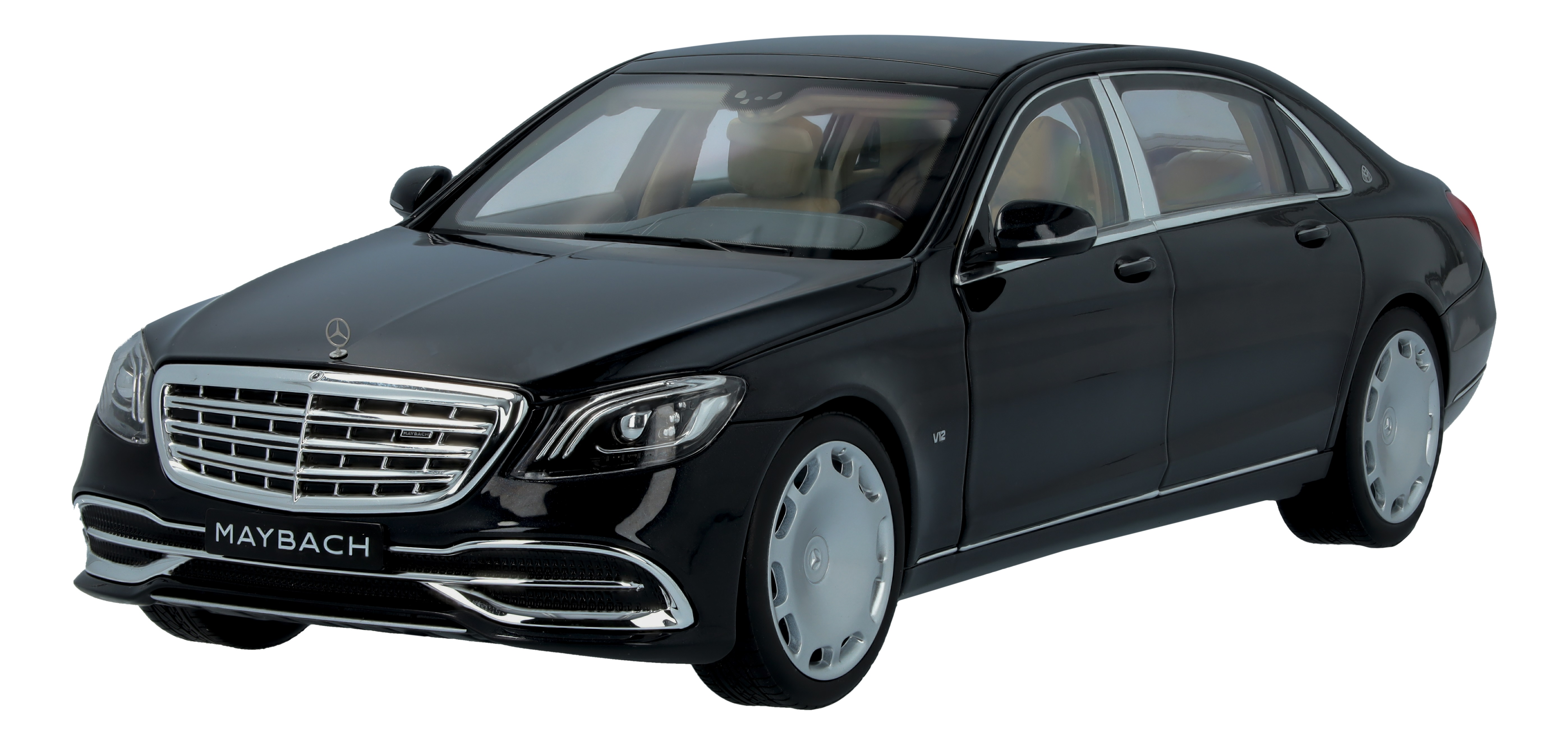 Mercedes-Maybach S 650
