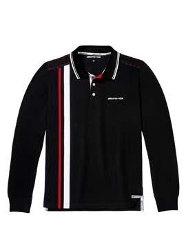 Poloshirt Longsleeve AMG line