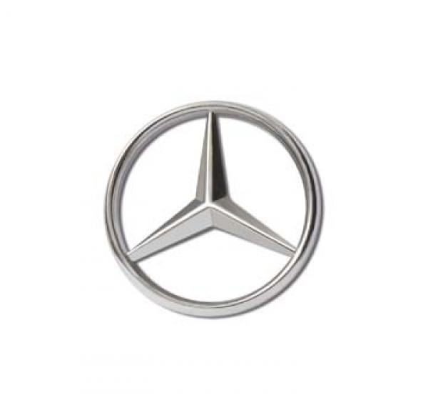 Dasspeld, Mercedes-Benz ster