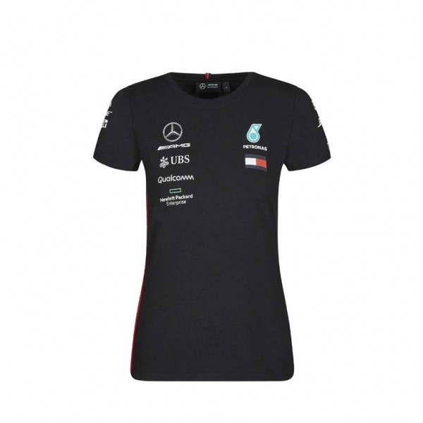 T-shirt dames, Coureur