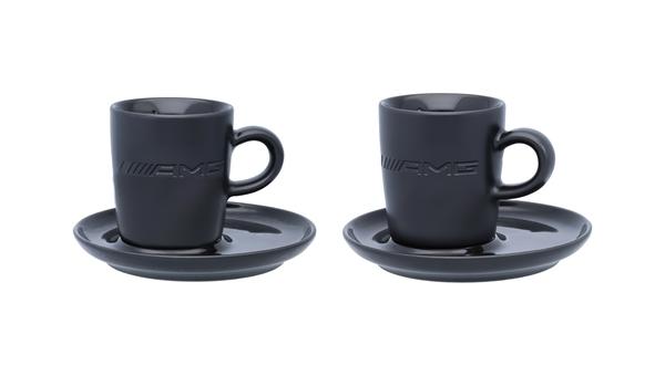 AMG-espressokopjes, Set van twee