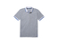 Poloshirt Elegant Grey