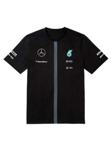 Officieel Mercedes AMG Petronas T-shirt