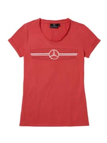 T-shirt Coral