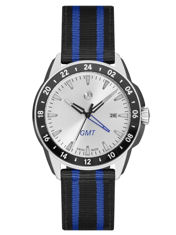 Horloge Sportive Young GMT