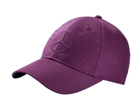 Dames Cap, Plum